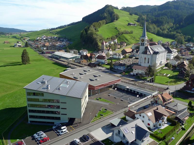 Mehrzweckgebäude Rothenthurm